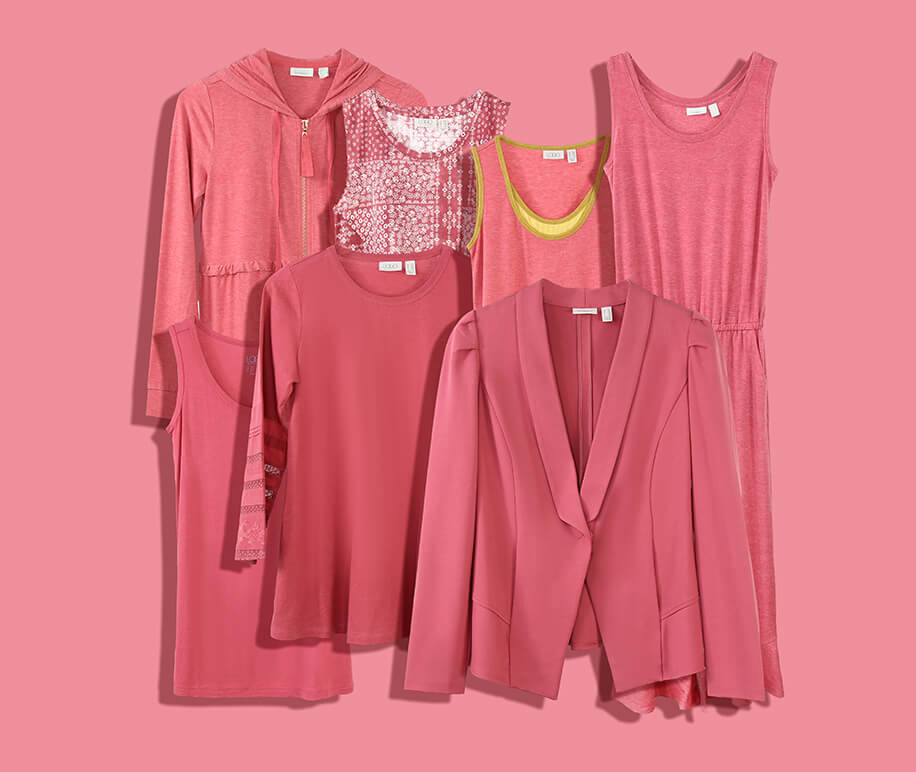 Color Crush: Punchy Pinks