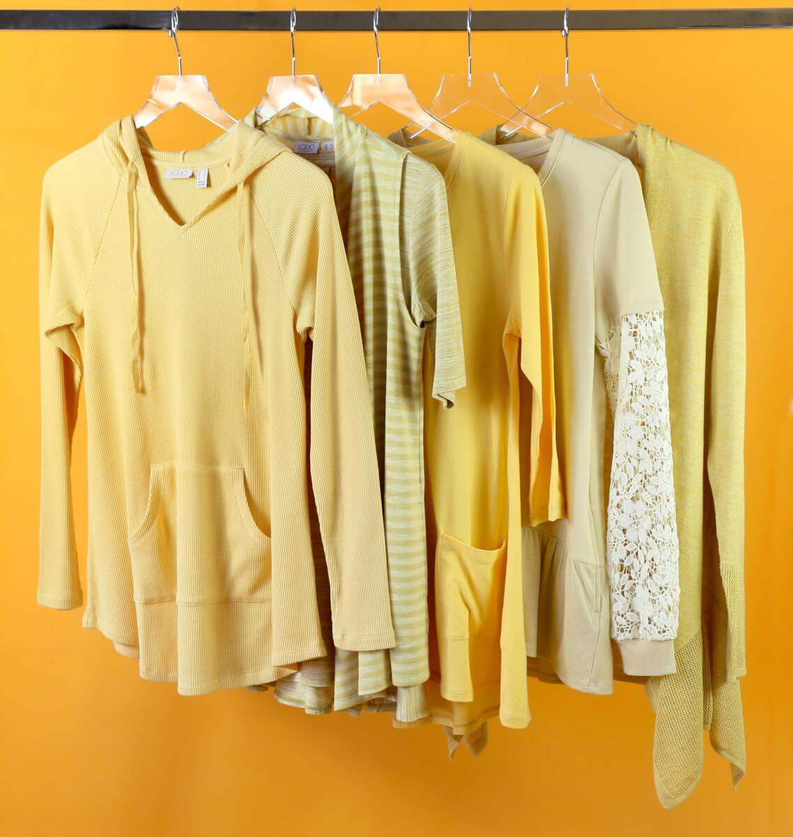 Color Crush: Hello Yellow