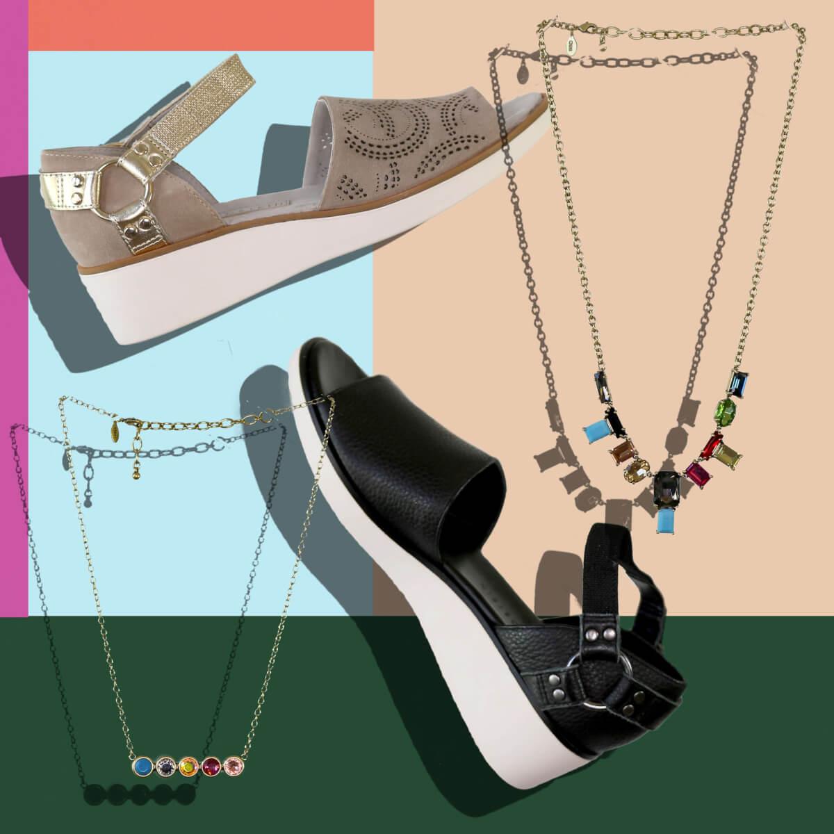 LOGO Footwear + Links