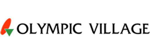 Olympic village logo