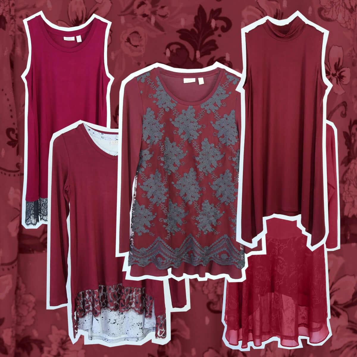 Color Crush: Sangria Reds