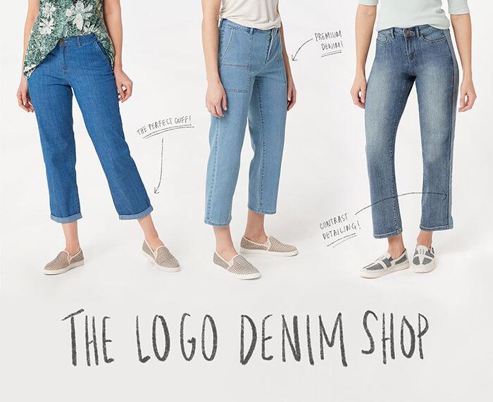 LOGO Denim Shop